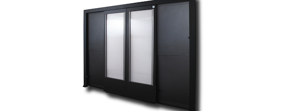 IBM Aisle End Sliding Door