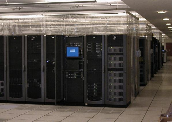 Server Room Curtains : Data center hot cold aisle containment polarplex