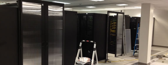 State of Michigan data center
